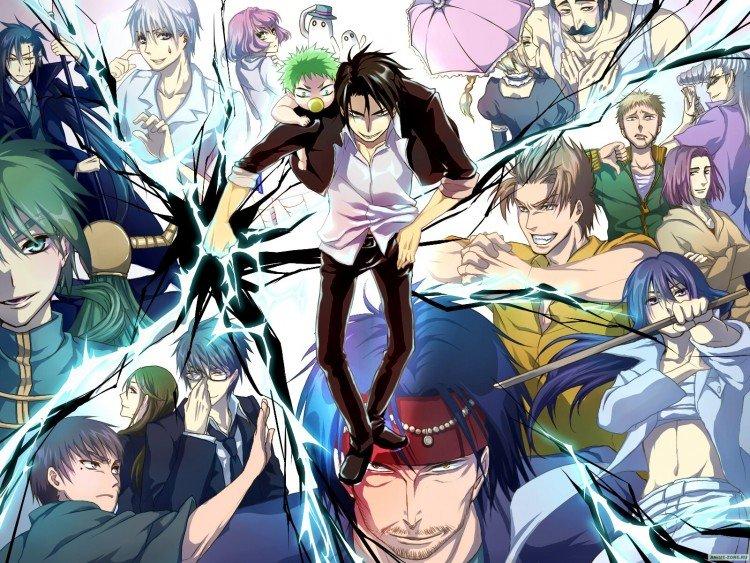 Top Vivre manga | -anime vf ou vostfr et manga vf- JF36